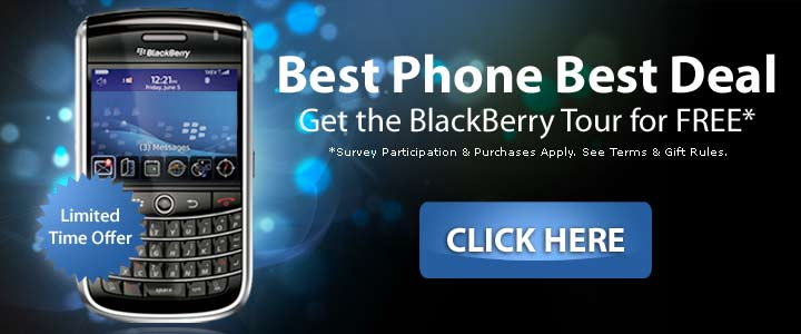 Free blackberry tour