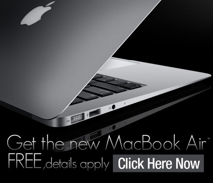 Free Macbook Air