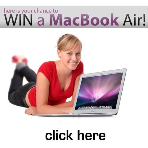 Win an Apple Macbook Air - Canada